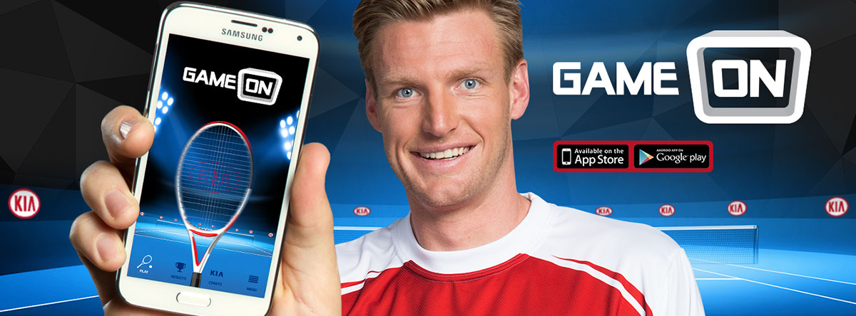 KIA Game-On second screen mobile app experience and campaign