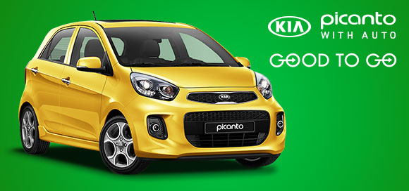 KIA Picanto launch